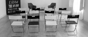 sala alquiler Zaragoza clases y presentaciones